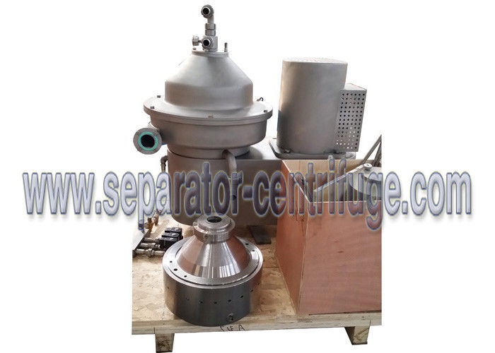 2-phase Disc Stack Centrifuges Model PDSM-CN Separator For fruit juice, milk, beer separation